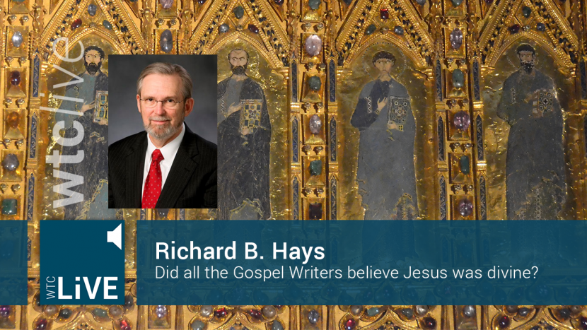 Richard hays WTCLive