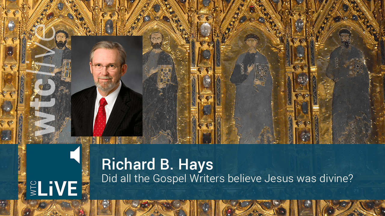 Richard hays WTCLive