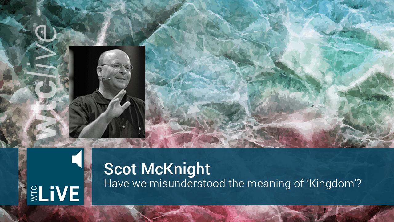 Scot McKnight WTCLive