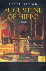 Augustine of Hippo book cover