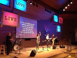 Lament worship praise