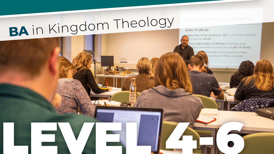 BA in Kingdom Theology