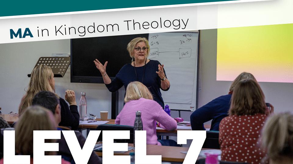 MA in Kingdom Theology