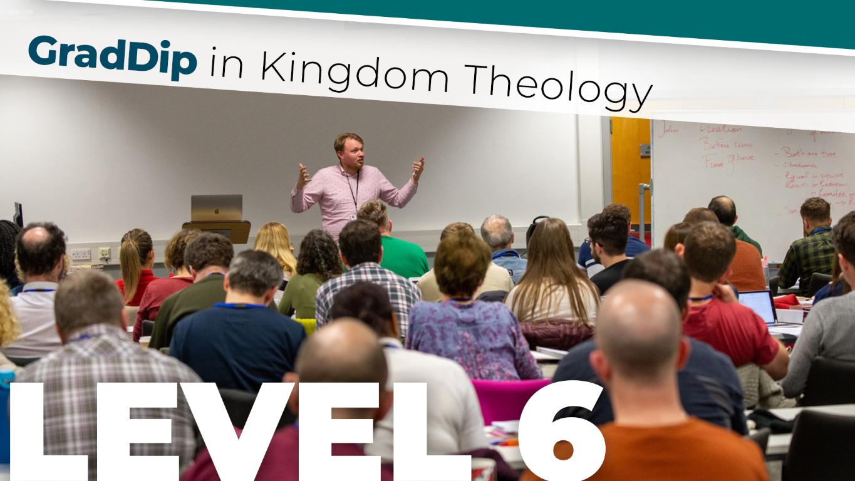 GradDip in Kingdom Theology